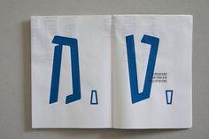 bennyshlick #specimen #typography