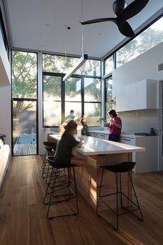 Treetop House, Ben Callery Architects 6