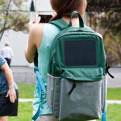 Boost Solar Backpack #tech #flow #gadget #gift #ideas #cool