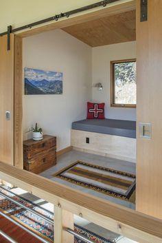 Chechaquo Cabin - Natural Modern Mountain Cabin Design 7