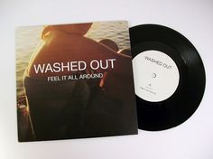 Washed Out : McKenna Kemp #album #sleeve #simple #record #art #typography