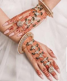 bridal hathphool designs 2020