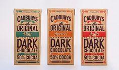 Student Spotlight: Cadbury'sChocolate - The Dieline: The World's #1 Package Design Website -