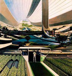ICASEA: Syd Mead #mead #concept #art #future #syd