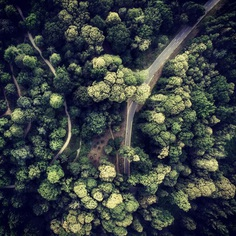 London From Above: Stunning Drone Photography by Konrad Paruch