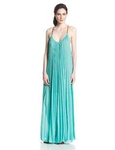 BCBGMAXAZRIA-Womens-Brynna-Sleeveless-Pleated-Maxi-Dress-0 #dress #dresses