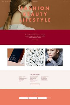Dezeynne Studio - Mindsparkle Mag - Dezeynne design studio is a beautiful website awarded as site of the day for its minimal and modern webd