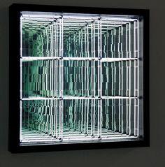 iván navarro: heaven or las vegas #mirror #light