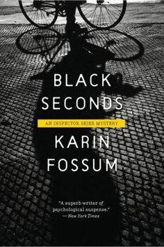 The Book Cover Archive: Black Seconds, design by Christopher Moisan