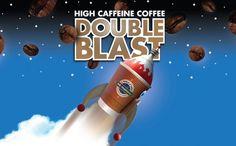 Double Blast #print