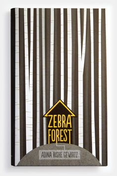Zebra Forest - Matt Roeser #cover #design #book