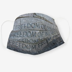 FREEDOM for all of us Cloth Face Mask