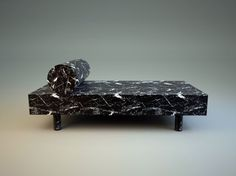 MOONMUD #stone #bench