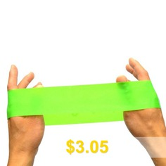 Yoga #Resistance #Band #for #Fitness #Workout #Training #- #GREEN