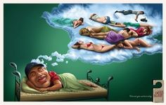 I Believe in Advertising | ONLY SELECTED ADVERTISING | Advertising Blog & Community » Shivam Handloom Deep Sleep Mattresses: Barack, Tiger, Paris #advertising