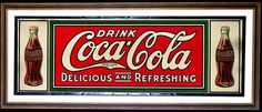 58 Vintage Ads Featuring the Coca-Cola Bottle: The Coca-Cola Company #coke #bottle #coca-cola #classic #retro #glass #vintage #ad #typography