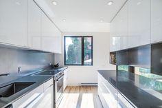 cucina separata senza parete completa