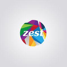 Zest #logo #advertising agency