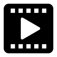 See more icon inspiration related to movie, video player, play button, multimedia, arrows, music player and multimedia option on Flaticon.