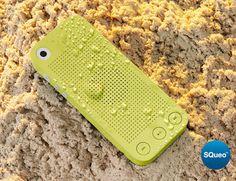 SQueo: Advanced Waterproof Bluetooth Speaker #tech #flow #gadget #gift #ideas #cool