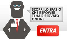 Repower - Un potente strumento di analisi per il tuo lavoro a un clic da te. #red #black #video #man #repower