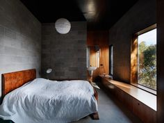 House at Big Hill by Kerstin Thompson Architects