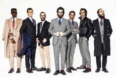 davidreno — http://www.umitbenan.com/ #fashion #umit #benan #men