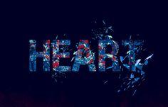 Heartbreak #font #heartbreak