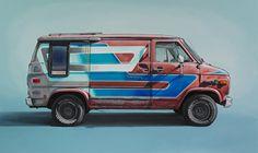 Kevin cyr #illustration #wagon