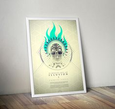 "SOLO EXPERIMENTACIÃ""N... on Behance https://www.behance.net/gallery/21168503/SOLO-EXPERIMENTACION #vector #pattern #sadik #photo #guanajuato #mexican #fire #art #skull"