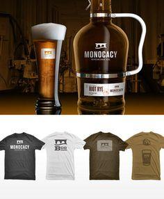Monocacy Brewing Co. #branding
