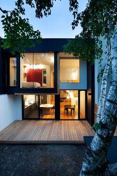 Chambord Residence by Naturehumaine #minimal #minimalism #minimalist #modern design #minimal design #minimalist design #leibal #minimalism d