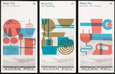Counter Space: Design and the Modern Kitchen on Artabase #alcan #rolf #brochures #1960 #harder #foil