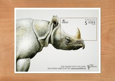 Pro Wildlife Campaign2 #stamp #wildlife #animals