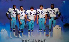 bill_sumner_doomsday #classic #nfl #nike #vintage #poster #sport