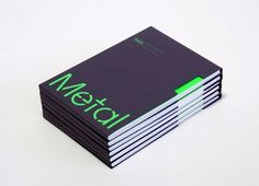 Thompson Brand Partners – Hi-res Goodness | September Industry #stencil #stationery #lime green