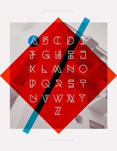 DESSAU on the Behance Network #design #typography #poster