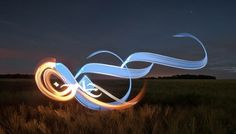 Light-calligraphy 2010/2011 on Typography Served #graffiti
