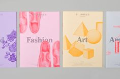 Art, fashion and food. Revisiting visitor guides – dn&co. #bb