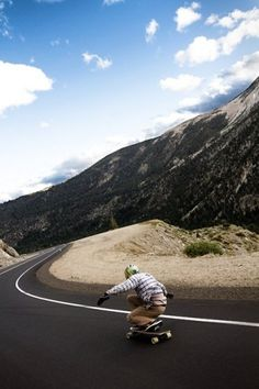 Longboarding #longboarding #photography #mountains