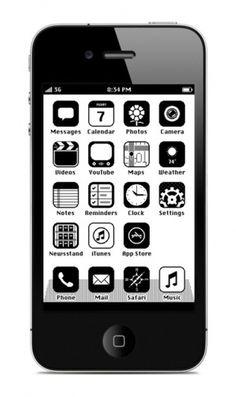 http://heathkillen.tumblr.com/ #iphone #retro