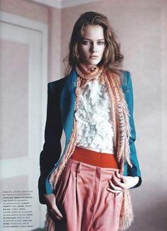 DI-Style: 10/1/09 #fashion #girl