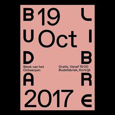 #repost from @corbinmahieu New Buda Libre on 19.10.17. Five free guided exhibitions in Kortrijk. Budalibre.be Reposted in @gridsapp