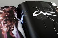 DANSK–International Fashion Magazine - Rune Høgsberg #lines #blackwhite