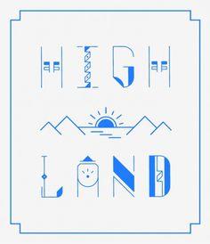 Ten Dollar Fonts — ZENITH - Typeface