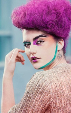 Vibrant and Whimsy Fashion Photography by Adele Cochrane