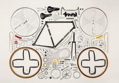 Ja party VLTM12 #spread #layout #parts #bike