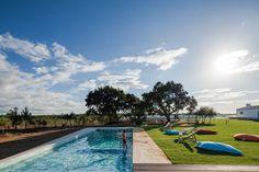 Pe no Monte by [i] DA Arquitectos - www.homeworlddesign. com (16) #travel #portugal
