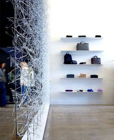 Pax & Parker Store by Bart Shaw Architect