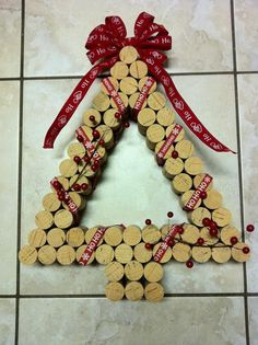 Homemade Wine Cork Crafts